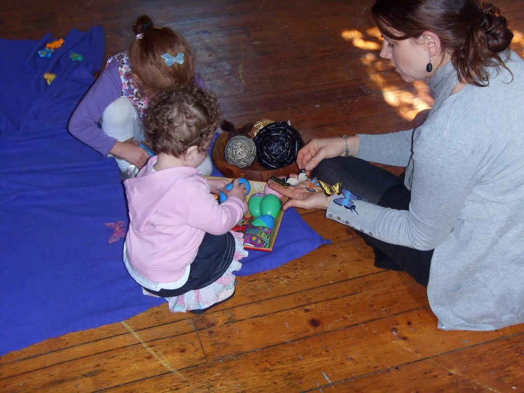Playgroup Leader wanted