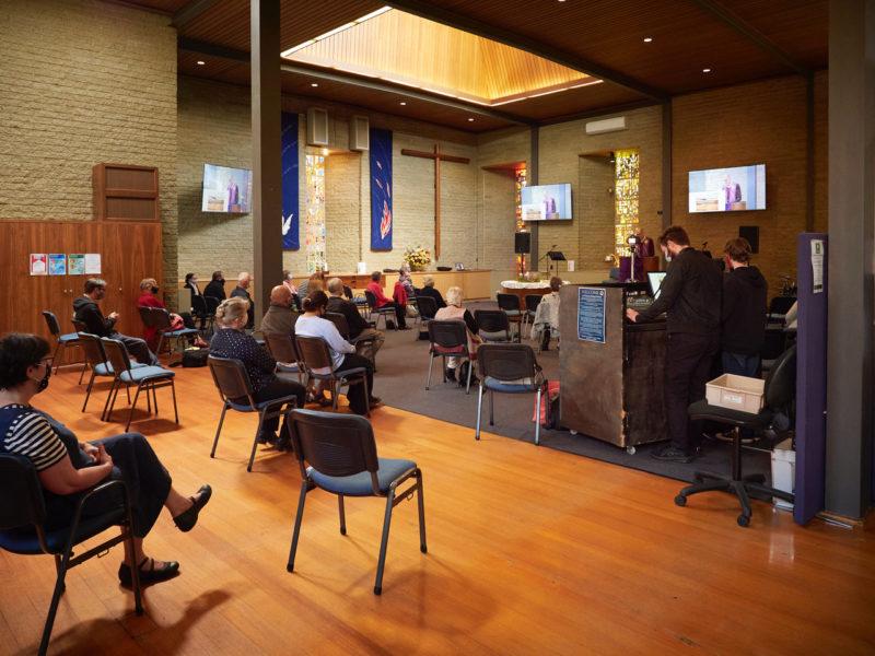 2020: Covidsafe onsite worship