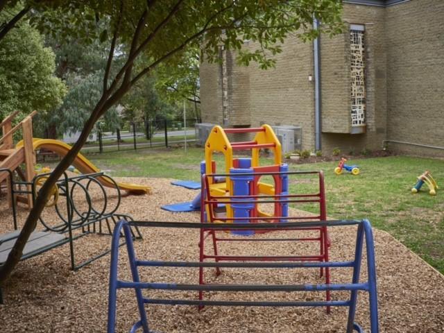 2020: New playgroup playground